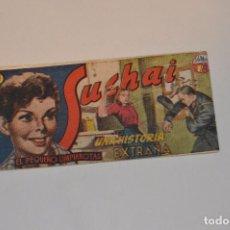Tebeos: SUCHAI - EL PEQUEÑO LIMPIABOTAS - Nº 37 - MUY ANTIGUO - MIRA LAS FOTOS PARA MÁS DETALLE. Lote 63645819