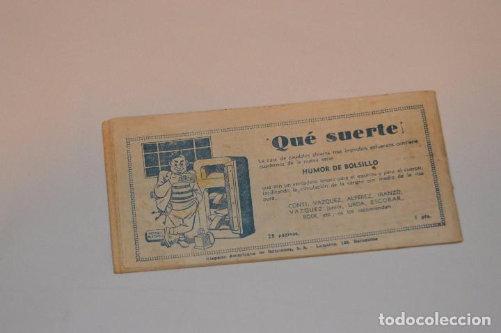 Tebeos: SUCHAI - EL PEQUEÑO LIMPIABOTAS - Nº 59 - MUY ANTIGUO - MIRA LAS FOTOS PARA MÁS DETALLE - Foto 2 - 63646071