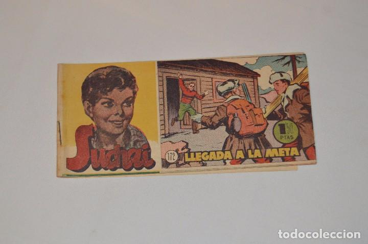 SUCHAI - EL PEQUEÑO LIMPIABOTAS - Nº 172 - MUY ANTIGUO - MIRA LAS FOTOS PARA MÁS DETALLE (Tebeos y Comics - Hispano Americana - Suchai)