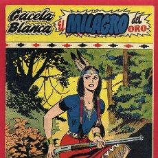 Tebeos: GACELA BLANCA Nº 16 , HISPANO AMERICANA , ORIGINAL , J. Lote 66442058
