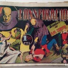 Comics - AVENTURA DE FLAS GORDON. (PRIMERA EDICIÓN COMPLETA) - CARLOS EL INTRÉPIDO - 66914406