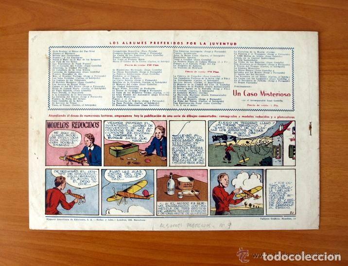 Tebeos: Los ases del aire - Albumes preferidos para la juventud nº 9 - Hispano Americana 1942 - Foto 2 - 67310253