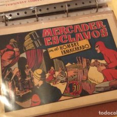 Tebeos: EL HOMBRE ENMASCARADO (H. AMERICANA - 1941). Nº ... 29. Lote 67325465