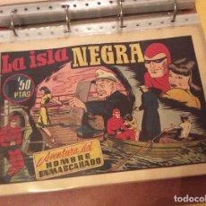 Tebeos: EL HOMBRE ENMASCARADO (H. AMERICANA - 1941). Nº ... 35. Lote 67325885