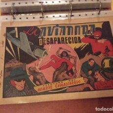 Tebeos: EL HOMBRE ENMASCARADO (H. AMERICANA - 1941). Nº ... 41. Lote 67326621