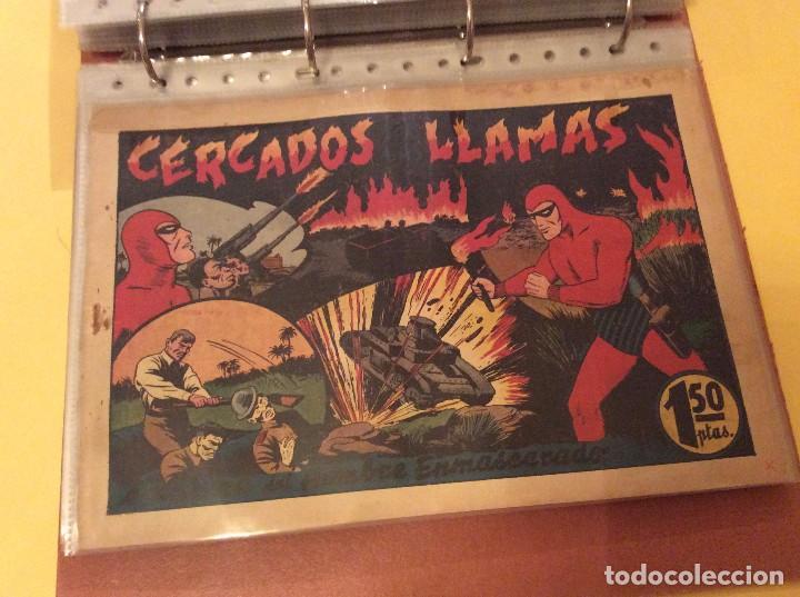 EL HOMBRE ENMASCARADO (H. AMERICANA - 1941). Nº ... 55 (Tebeos y Comics - Hispano Americana - Hombre Enmascarado)