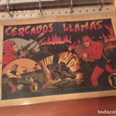 Tebeos: EL HOMBRE ENMASCARADO (H. AMERICANA - 1941). Nº ... 55. Lote 67328389