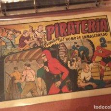 Tebeos: EL HOMBRE ENMASCARADO (H. AMERICANA - 1941). Nº ... 95. Lote 67330769