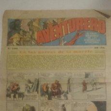 Tebeos: AVENTURERO Nº 100 EDITORIAL HISPANO AMERICANA 1935.DA. Lote 67396621