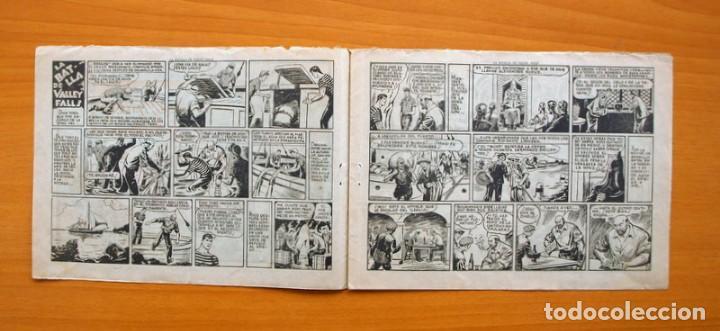 Tebeos: Dick Toro, nº 8 La batalla de Valley Falls - Editorial Hispano Americana 1946 - Foto 2 - 67468645