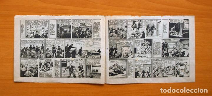 Tebeos: Dick Toro, nº 8 La batalla de Valley Falls - Editorial Hispano Americana 1946 - Foto 4 - 67468645