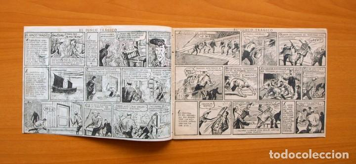 Tebeos: Dick Toro, nº 23 El junco trágico - Editorial Hispano Americana 1946 - Foto 2 - 67470865