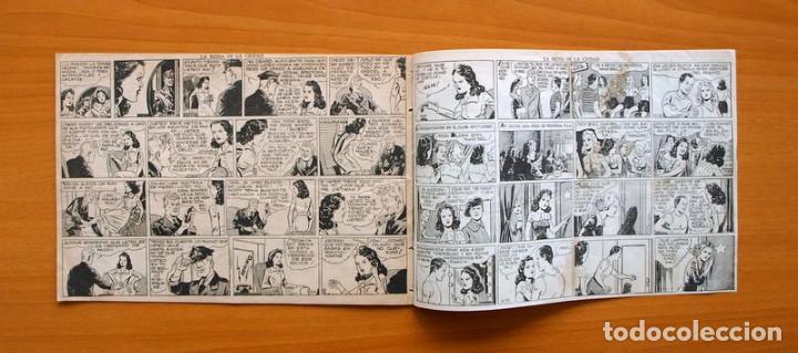 Tebeos: Dick Toro, nº 23 El junco trágico - Editorial Hispano Americana 1946 - Foto 4 - 67470865