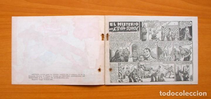 Tebeos: Dick Toro (2ª época) nº 2 El misterio de Kina Town - Editorial Hispano Americana 1961 - Foto 2 - 67471573