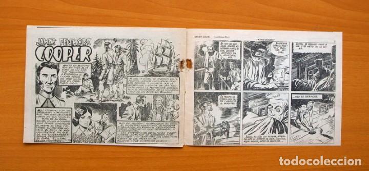 Tebeos: Dick Toro (2ª época) nº 2 El misterio de Kina Town - Editorial Hispano Americana 1961 - Foto 5 - 67471573
