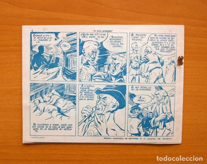 Tebeos: Dick Toro (2ª época) nº 2 El misterio de Kina Town - Editorial Hispano Americana 1961 - Foto 6 - 67471573