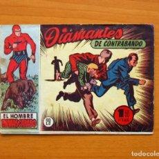 Tebeos: EL HOMBRE ENMASCARADO, Nº 29 DIAMANTES DE CONTRABANDO - EDITORIAL HISPANO AMERICANA 1952. Lote 67472569