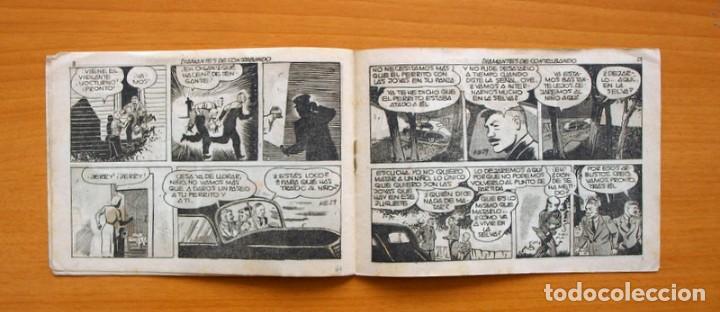 Tebeos: El hombre enmascarado, nº 29 Diamantes de contrabando - Editorial Hispano Americana 1952 - Foto 4 - 67472569