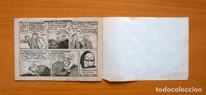 Tebeos: El hombre enmascarado, nº 29 Diamantes de contrabando - Editorial Hispano Americana 1952 - Foto 5 - 67472569