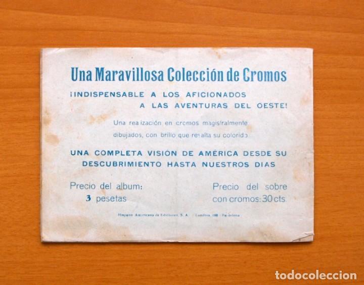 Tebeos: El hombre enmascarado, nº 29 Diamantes de contrabando - Editorial Hispano Americana 1952 - Foto 6 - 67472569