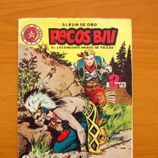 Tebeos: PECOS BILL, Nº 9 EL AULLIDO DEL LOBO BLANCO - EDITORIAL HISPANO AMERICANA 1951. Lote 67473817
