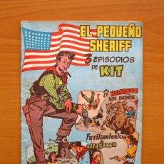 Tebeos: EL PEQUEÑO SHERIFF, Nº 27 - EDITORIAL HISPANO AMERICANA 1953. Lote 67474389