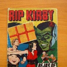 Tebeos: RIP KIRBY, Nº 9 REJAS DE ORO - EDITORIAL HISPANO AMERICANA 1947. Lote 67475093