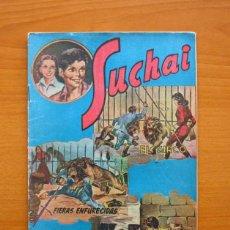Tebeos: SUCHAI, Nº 21 - EDITORIAL HISPANO AMERICANA 1953. Lote 67476377