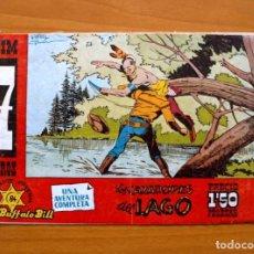 Tebeos: TIM 7 TIROS, Nº 84 LOS CAZADORES DEL LAGO - EDITORIAL HISPANO AMERICANA 1960. Lote 67476881