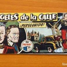 Tebeos: ANGELES DE LA CALLE, Nº 7 PERSEGUIDO - EDITORIAL HISPANO AMERICANA 1951. Lote 67478961