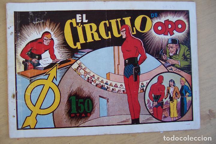 Tebeos: hispano americana, lote hombre enmascarado, ver - Foto 5 - 68017673