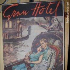 Tebeos: GRAN HOTEL LA GONDOLA DE LAS QUIMERAS Nº4. Lote 68037581