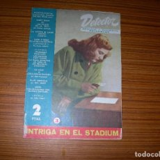 Livros de Banda Desenhada: DETECTOR Nº 3 EDITA HISPANO AMERICANA. Lote 68698181