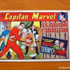 Tebeos: EL CAPITÁN MARVEL - Nº 17, ES ARMADO CABALLERO - EDITORIAL HISPANO AMERICANA 1947. Lote 68795173