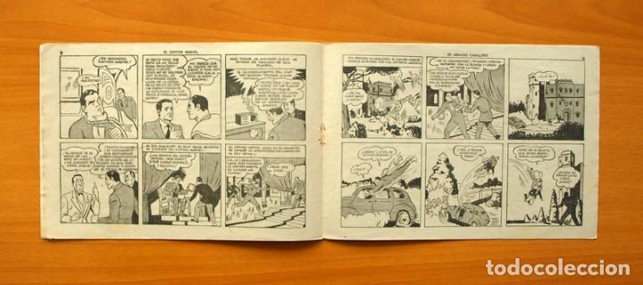 Tebeos: El Capitán Marvel - nº 17, es armado caballero - Editorial Hispano Americana 1947 - Foto 3 - 68795173