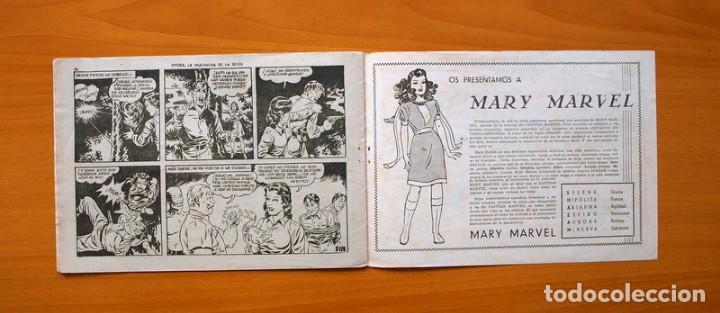 Tebeos: El Capitán Marvel - nº 17, es armado caballero - Editorial Hispano Americana 1947 - Foto 4 - 68795173