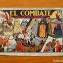 Tebeos: CARLOS EL INTRÉPIDO, Nº 10 EL COMBATE - EDITORIAL HISPANO AMERICANA 1942. Lote 68796973
