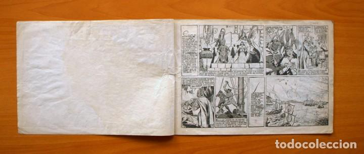 Tebeos: Carlos el Intrépido, nº 10 El combate - Editorial Hispano Americana 1942 - Foto 2 - 68796973