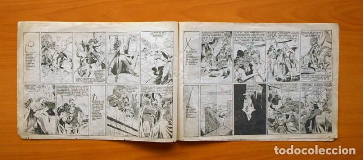 Tebeos: Carlos el Intrépido, nº 10 El combate - Editorial Hispano Americana 1942 - Foto 3 - 68796973