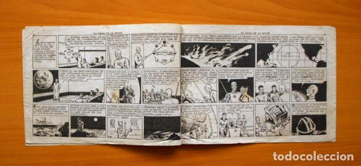 Tebeos: Carlos el Intrépido, nº 42 La reina de la noche - Editorial Hispano Americana 1942 - Foto 3 - 68797061