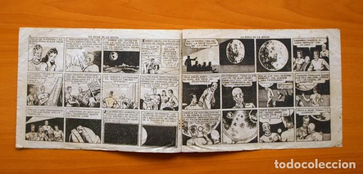 Tebeos: Carlos el Intrépido, nº 42 La reina de la noche - Editorial Hispano Americana 1942 - Foto 4 - 68797061