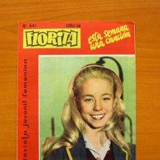 Tebeos: FLORITA, Nº 541 - EDITORIAL HISPANO AMERICANA 1958. Lote 68797213