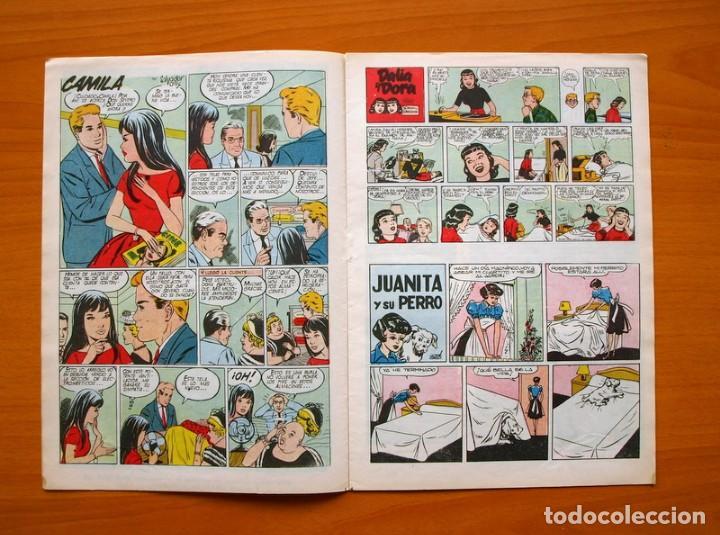 Tebeos: Florita, nº 541 - Editorial Hispano Americana 1958 - Foto 3 - 68797213