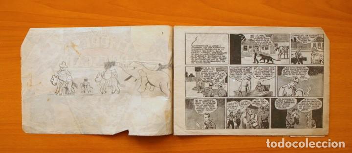 Tebeos: Jorge y Fernando, nº 26 Una empresa arriesgada - Editorial Hispano Americana 1940 - Foto 2 - 68798045