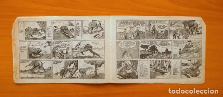 Tebeos: Jorge y Fernando, nº 26 Una empresa arriesgada - Editorial Hispano Americana 1940 - Foto 3 - 68798045