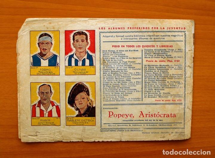 Tebeos: Jorge y Fernando, nº 26 Una empresa arriesgada - Editorial Hispano Americana 1940 - Foto 5 - 68798045