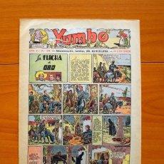 Tebeos: YUMBO, Nº 160 LA FLECHA DE ORO - EDITORIAL HISPANO AMERICANA 1934. Lote 68799277