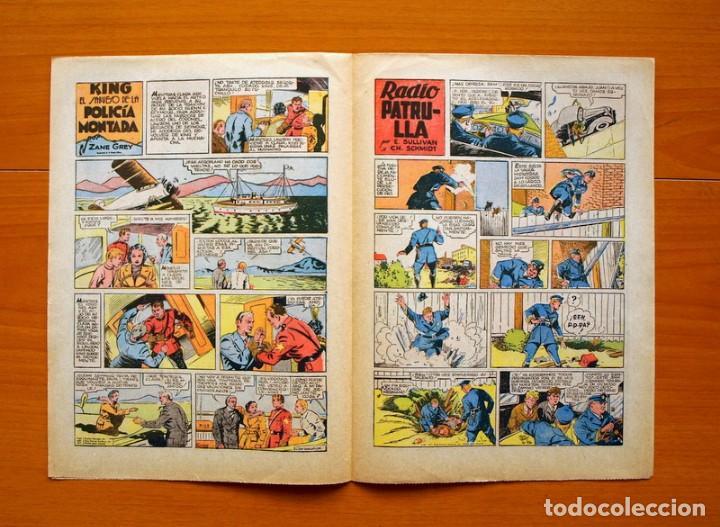Tebeos: Yumbo, nº 160 La flecha de oro - Editorial Hispano Americana 1934 - Foto 2 - 68799277