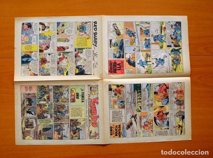 Tebeos: Yumbo, nº 160 La flecha de oro - Editorial Hispano Americana 1934 - Foto 4 - 68799277