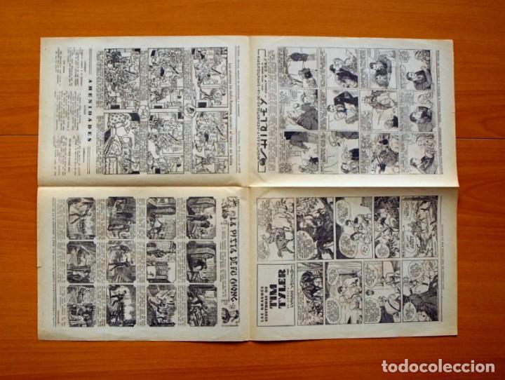 Tebeos: Yumbo, nº 160 La flecha de oro - Editorial Hispano Americana 1934 - Foto 5 - 68799277